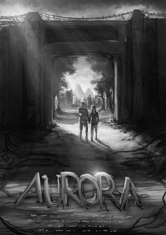 Aurora-Skizze