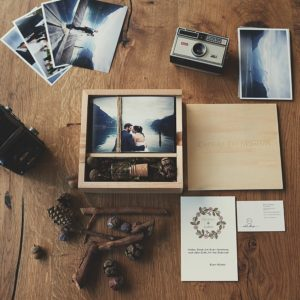 Holzbox USB Lösungen