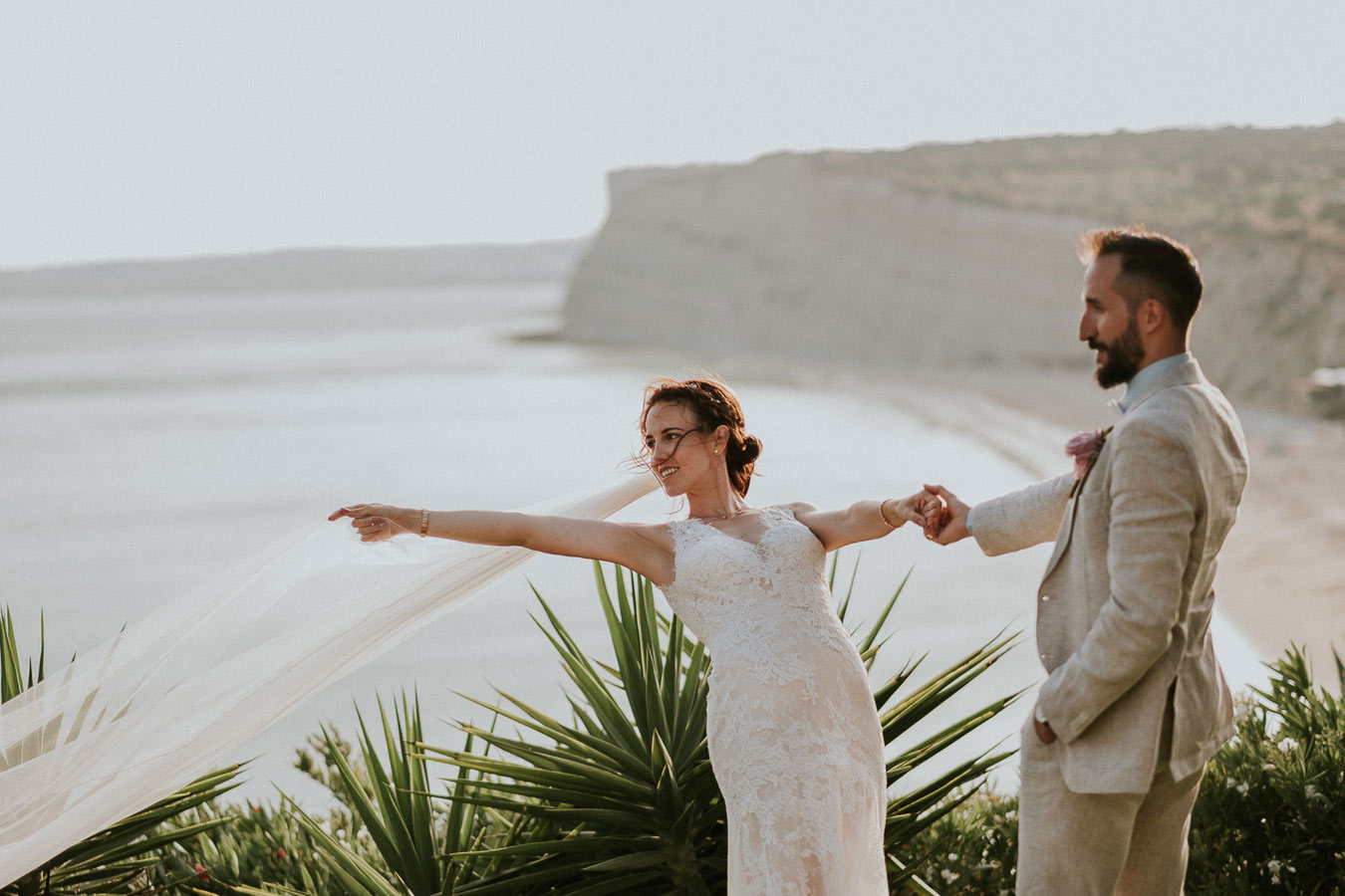Heiraten in Portugal am Meer